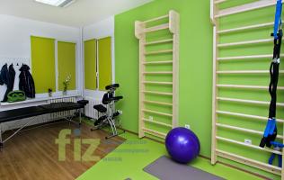 Физиотерапия и кинезитерапия в център FIZ
