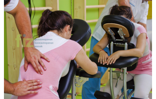 Лечебеният масаж в център FIZ дава гарантирани резултати
