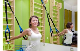 Физиотерапия и лечебна физкултура в център FIZ